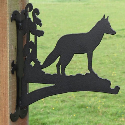 Fox Hanging Basket Bracket