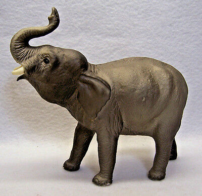 VINTAGE BREYER ELEPHANT ~ Made in U.S.A., 6 1/2 x 7 Inches