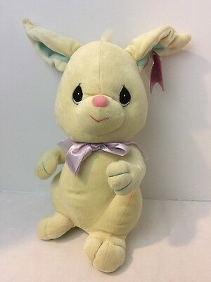 """Precious Moments Tender Tails Dated Bunny """"2000"""" By Enesco"""