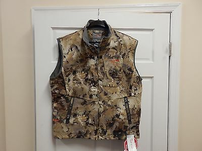Sitka Optifade Waterfowl Dakota Vest (30025-Wl)