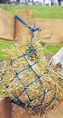 2 X Hay net, hay feeder, small for horse, cattle , sheep, goat, alpacas, animals