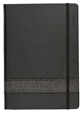 2017 Debden Vauxhall Prive Diary Diaries A5 Week To Open - Charcoal