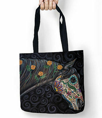 HORSE & WESTERN LADIES WOMENS GIRLS  ACESSORIES HORSE TOTE BAG c
