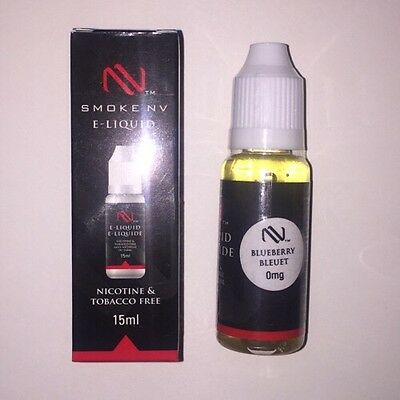 Smoke Nv Flavored E-Liquid