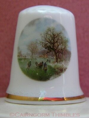 Scenic Thimble Trees & People Parkland The China Box