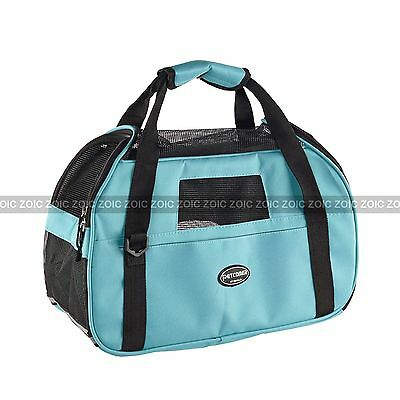Airline Approved Pet Dog Cat Carrier Portable Tote Crate Kennel Travel Carry Bag