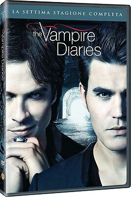 The Vampire Diaries - Stagione 7 (5 Dvd) Serie Tv Warner Lingua Italiana