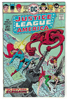 DC Comics JUSTICE LEAGUE OF AMERICA The World's Greatest Superheroes No 129 VG+