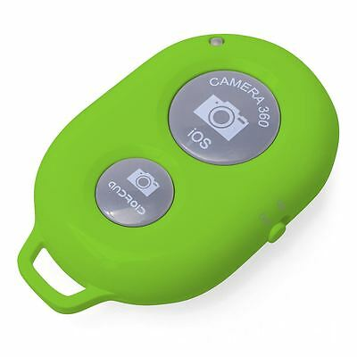 Universal Wireless Bluetooth Phone Camera Remote Control Shutter for Android iOS