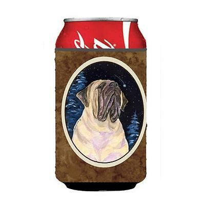 Carolines Treasures Starry Night Mastiff Can or bottle sleeve Hugger 12 oz.