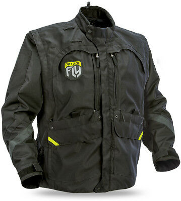Fly Racing Mens Patrol MX Offroad Riding Jacket Earlier Style