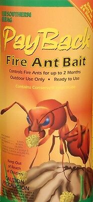Payback Fire Ant Bait W/ Spinosad - 12 oz