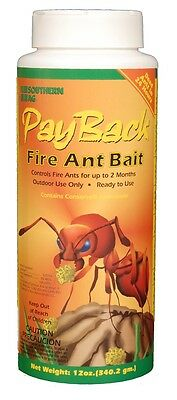 Payback Fire Ant Bait W/ Spinosad - 9 Lbs.