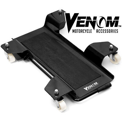 Motorcycle Center Stand Mover Dolley Cruiser Bike Dolly Park and Move Dollie
