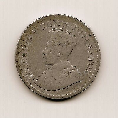 World Coins - South Africa 1 Shilling 1932 SILVER Coin KM# 17.3