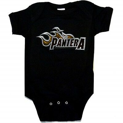 Official Pantera - Lil Dragster - Babygrow Romper (Ages 0-18 Months)