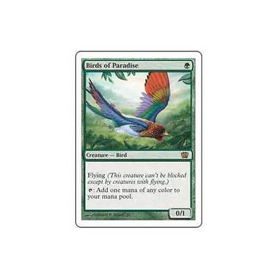 Birds of Paradise (8th Edition) Magic the Gathering