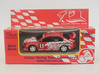 Classic Carlectables 1/43  Hrt Holden Vx Commodore # 1 Mark Skaife 2001