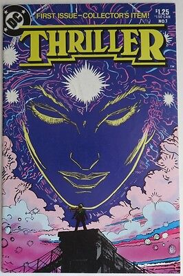 1983 Thriller  #1   -  Nm                     (Inv11565B)
