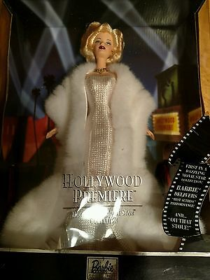 "2000 Collector's Edition""Hollywood Premiere"" First in Series Barbie Doll"