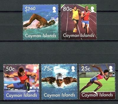 Cayman Islands 2012 Olympic Games MNH