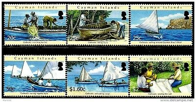 Cayman Islands 2011 Catboats MNH