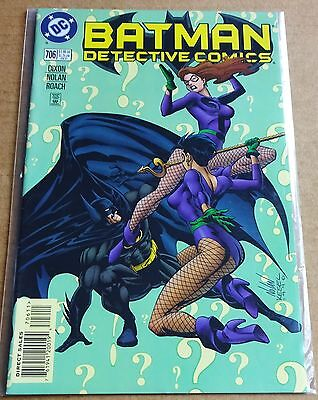 Dc Comics; Batman Detective Comics #706  New/unread High Grade Nm 1997