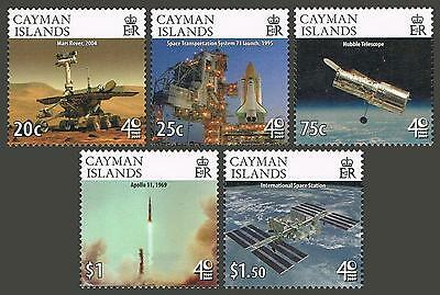 Cayman Islands 2009 International Year of Astronomy. 1st Moon Landing MNH