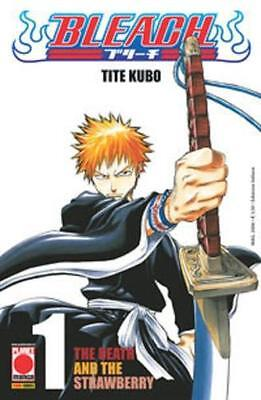 PM0301 - Planet Manga - Bleach 1 - Ristampa - Nuovo !!!