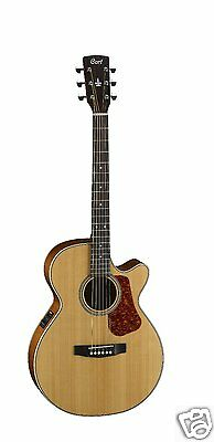 Cort 6 String Acoustic Electric Guitar - Washburn Factory - L100F NS NEW