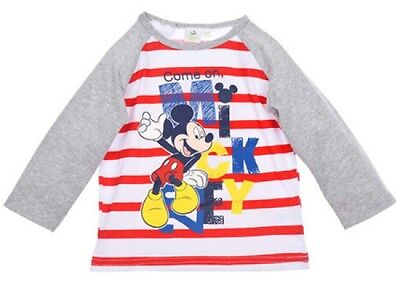 Mickey Mouse  Come on MICKEY  in weiß grau für Babys