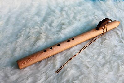 48.5 cm Native American Style 5 Hole Flute in Key of F# with FREE Flute Bag
