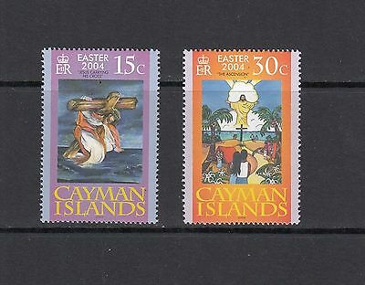 Cayman Islands 2004 Easter MNH