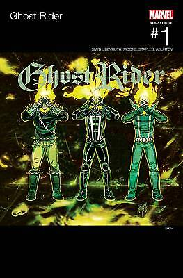 Now Ghost Rider # 1 NM Hip Hop Variant Cover Marvel