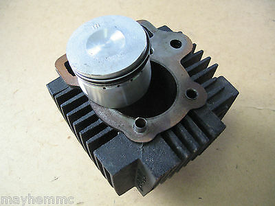 Lifan Pitbike 110 Barrel And Piston Chinese Bikes  1P52 Fmh  *fast Postage*