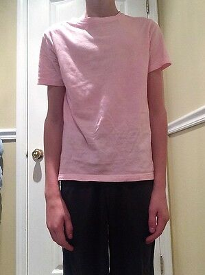 Pink T-shirt Size Youth M