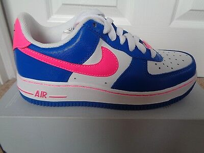 Nike Air force 1 (GS) trainers shoes sneakers 319219 120 uk 3.5 eu 36 us 4 Y NEW