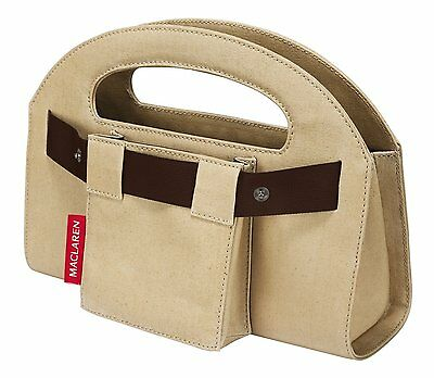 Sac à langer fourre tout MACLAREN  Mini Utility Tote Canvas Natural