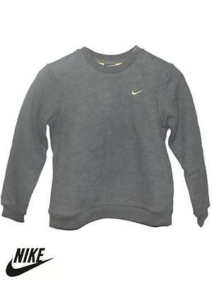 New Nike Originals Girls Children Track Top Sweatshirt UK  6-7/8-9