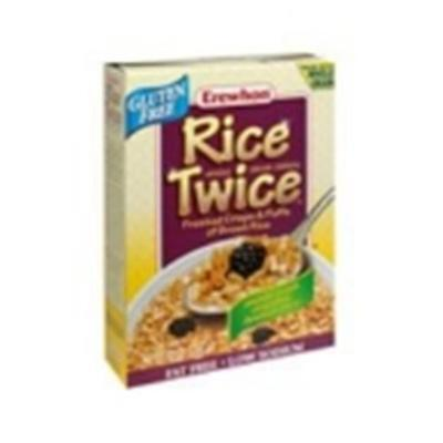 Erewhon 52259-3pack Erewhon Rice Twice Cereal 3x10 oz.