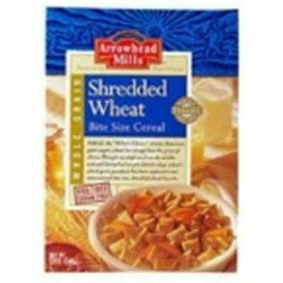 Arrowhead Mills Arrowhead Mills Shredded Wheat Bite Size Cereal 3x12 oz.