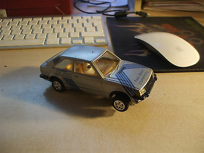 2 SCALEXTRIC   FORD  ESCORT Mk3