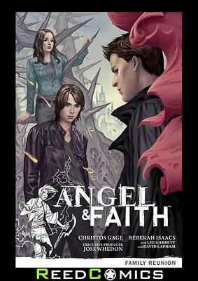 ANGEL and FAITH SEASON 9 VOLUME 3 FAMILY REUNION GRAPHIC NOVEL New Paperback