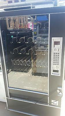 34 Snack Vending Machines AP, Crane, lot group package deal