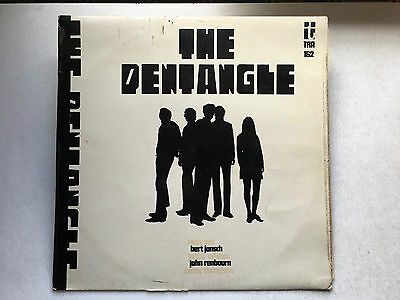 "The Pentangle - Self Titled - TRA 162 - 12"" LP Vinyl Record"