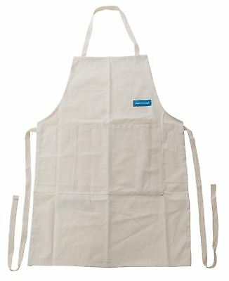 Cotton Carpenters Joiners Workshop Apron With Two Pockets