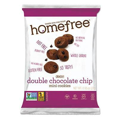 Hmf 01948 Gluten Free Double Chocolate Chip Mini Cookies