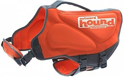 Outward Hound Pupsaver Ripstop Quick Release Easy-Fit Adjustable Dog Life