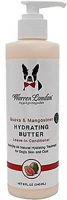 Warren London Hydrating Butter For Dogs, Guava And Mango (8 Oz)