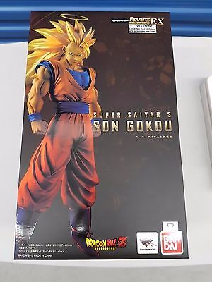 Figuarts ZERO EX Dragon Ball Z Super Saiyan 3 Son Goku PVC Figure BANDAI NEW
